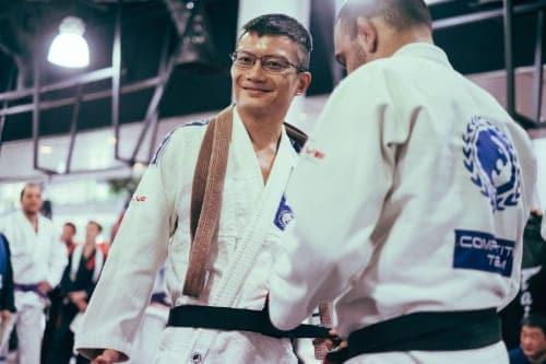 La Guía del Brazilian Jiu-Jitsu - Graduación